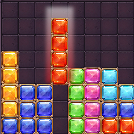 Block Puzzle 3D - Jewel Gems