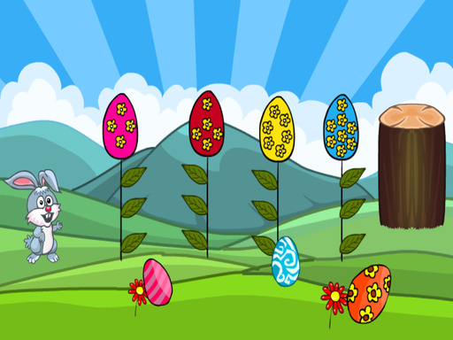 Play Eggs Land Escape
