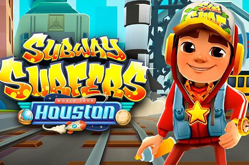 Subway Surfers Tour Houston