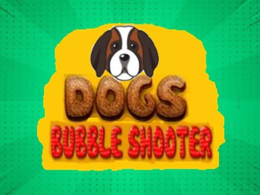 BUBBLE SHOOTER DOGS