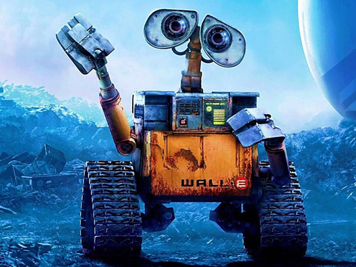 Play Wall E Jigsaw Puzzle Collection