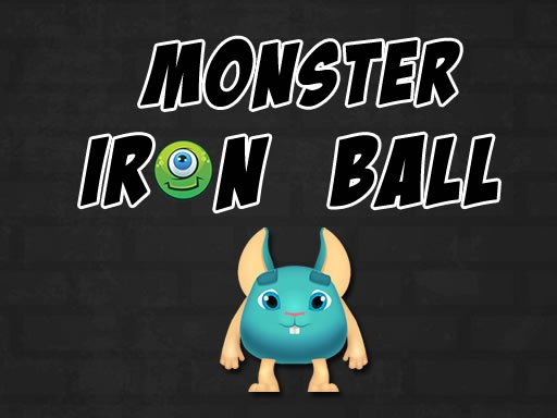 Monster Iron Ball - New Games - Cool Math Games