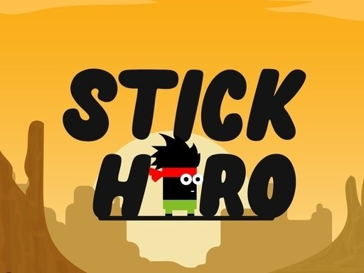 Play Stick Hero Online