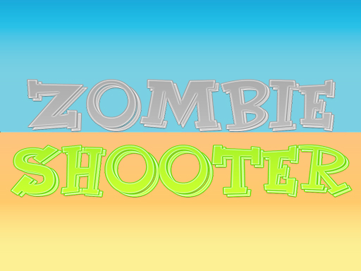 Play Zombie Shooter HD