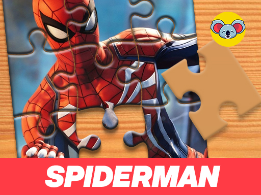 Spiderman Jigsaw Puzzle Planet