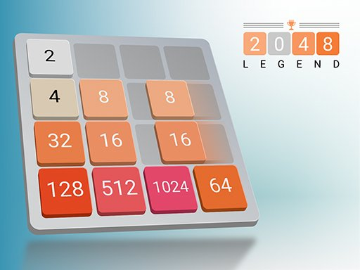 2048 Legend - Popular Games - Cool Math Games