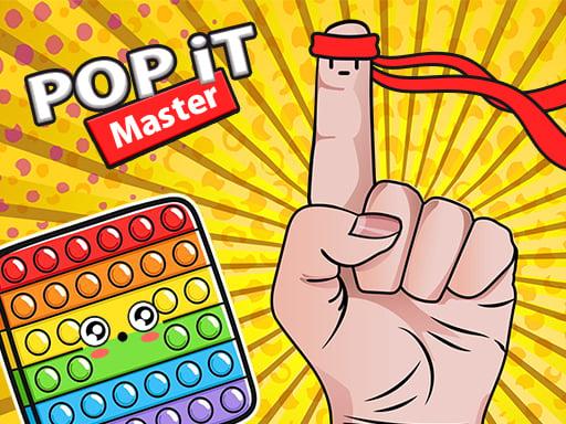 Pop it Master - antistress toys calm games
