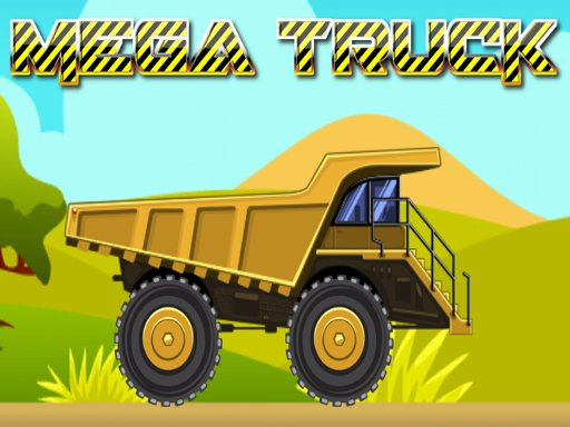 Mega Truck - Popular Games - Cool Math Games