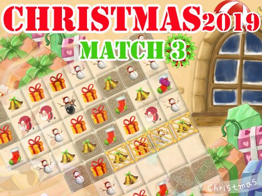Christmas 2019 Match 3 - Popular Games - Cool Math Games