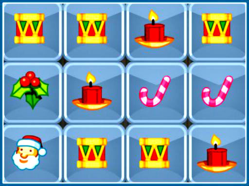 Play Christmas Block Collapse Online