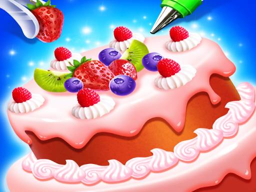 Play Sweet Cake Shop - Cooking & Bakery