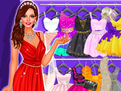 Play Ice Princess Wedding Dress Up Stylist