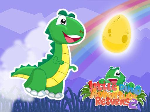 Маленькое приключение динозавра возвращается 2