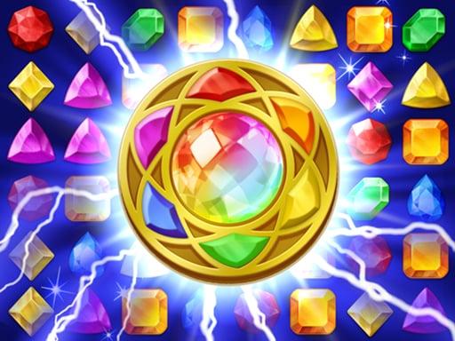 Магия Драгоценностей: Таинственный матч3