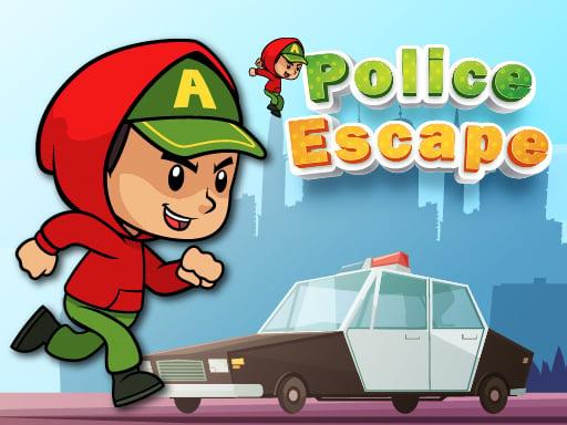 Побег из полиции