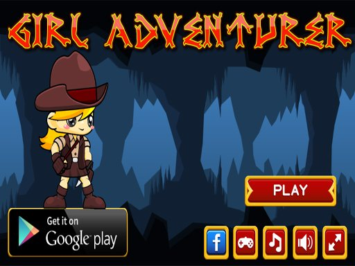 Girl Adventurer - Popular Games - Cool Math Games