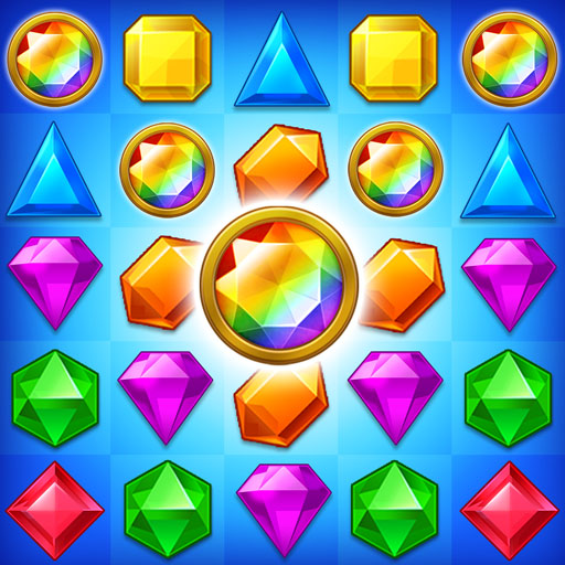 Jewel Quest -Magic Match