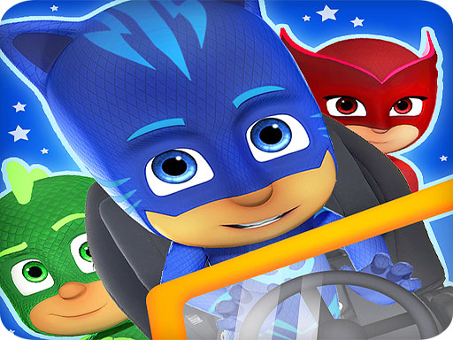PJ Masks: Superhero racing