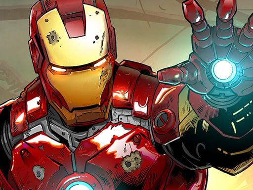 Коллекция пазлов Iron Man
