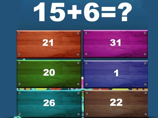 Play Insane Math Game