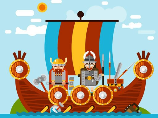 Play Spartan And Viking Warriors Memory Online