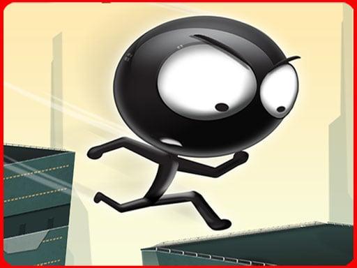 Watch Stickman Roof Runner