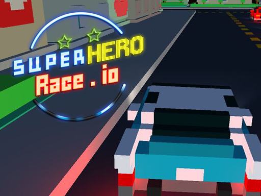 Superhero Race.IO - Popular Games - Cool Math Games