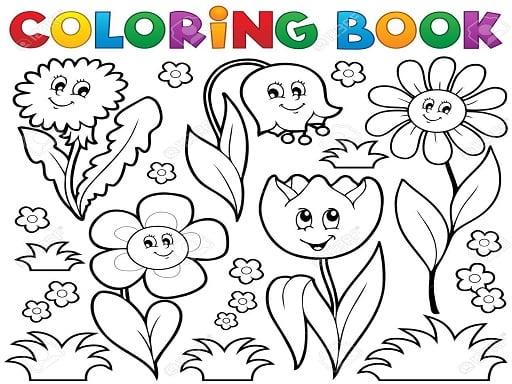Magic Coloring Book