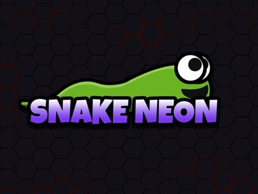 Play Snake Neon Online