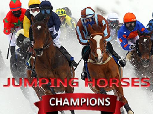Play JUMPING HORSES CHAMPIONS Online