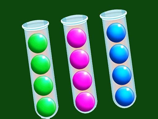 Игра-головоломка с пузырьками