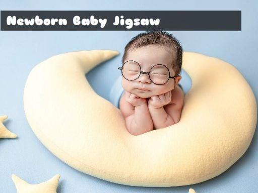 Newborn Baby Jigsaw