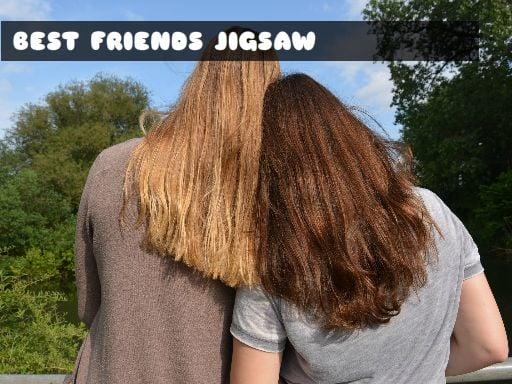 BEST FRIENDS JIGSAW