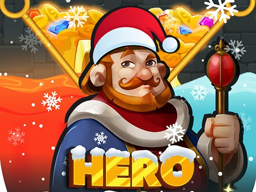 Hero Rescue 2 : How To Loot - pull the pin puzzle