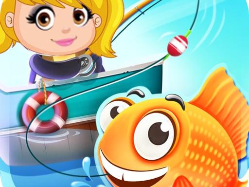 Nastya Like Fishing Mania