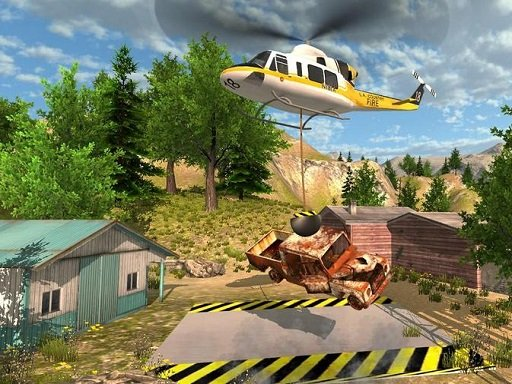 Play Helicopter Rescue Operation 2020 Online