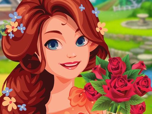 Lily's Flower Garden - Garden Cleaning Games