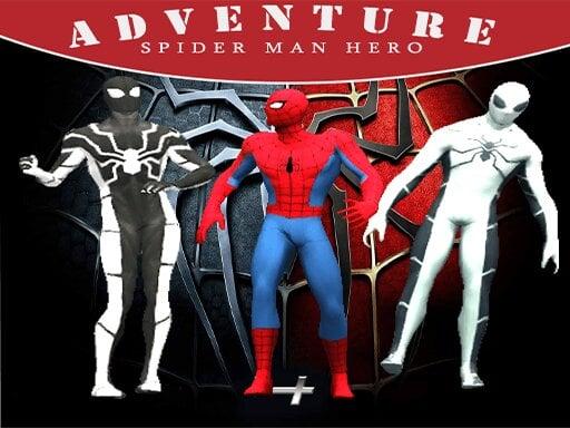 Spider Man Jungle Run - Super Hero Dash