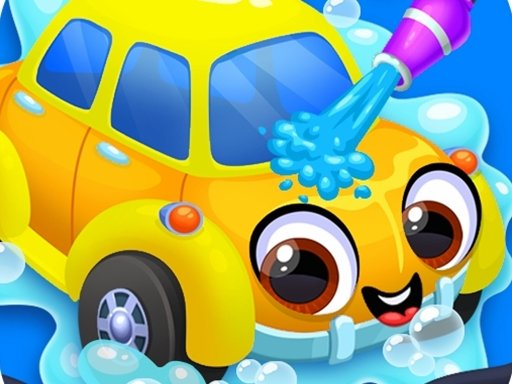 Car Wash Kids Games