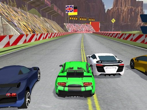 Supercars Drift Racing Cars