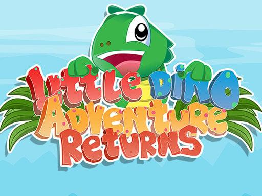 Play Little Dino Adventure Returns 1