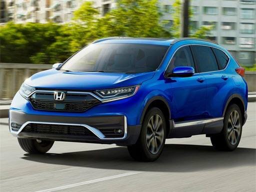 Honda CR-V Puzzle
