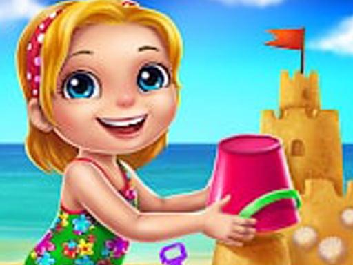 Summer Dress Up -Vacation Summer Dress Up