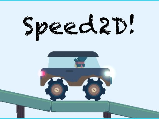 Play Speed2D!