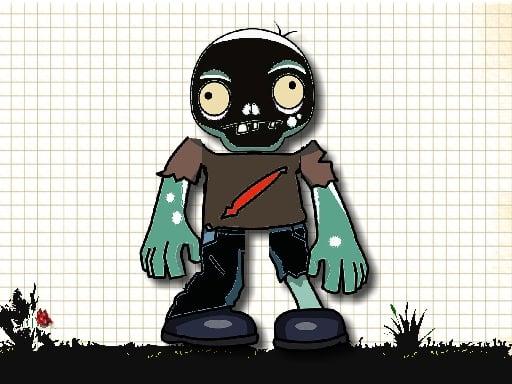 Убить зомби