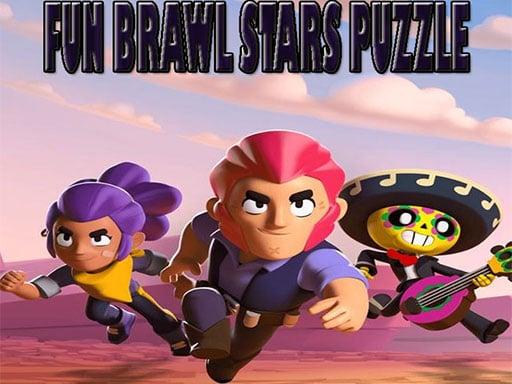 Play Fun Brawl Stars Puzzle