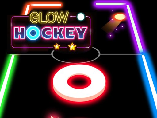 Glow Hockey - Popular Games - Cool Math Games
