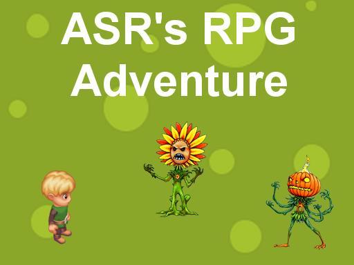 ASRs RPG Adventure