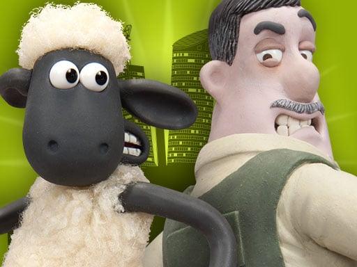 Saun a bárány akadályfutása