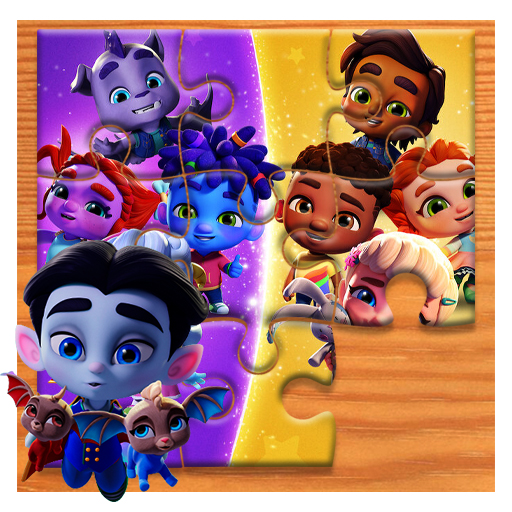 Super Monsters Jigsaw Puzzle